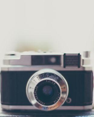 Old Analog Escola Camera