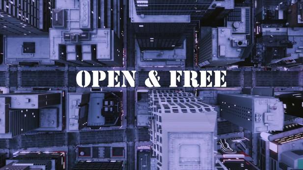 Open & Free
