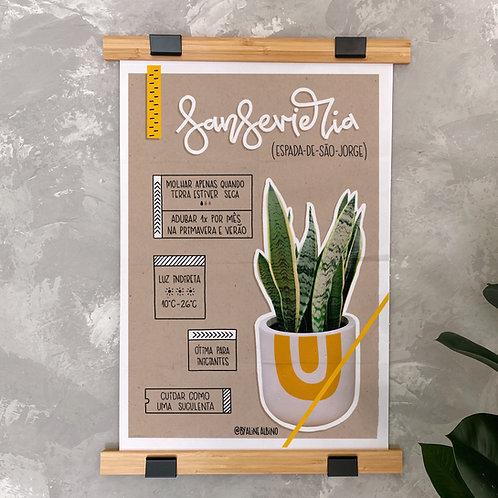 ESPADA-DE-SÃO-JORGE - poster
