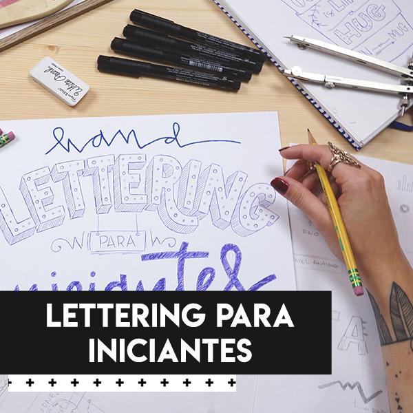curso lettering para iniciantes