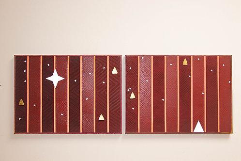 Díptico Ameríndio Estrela do Oriente