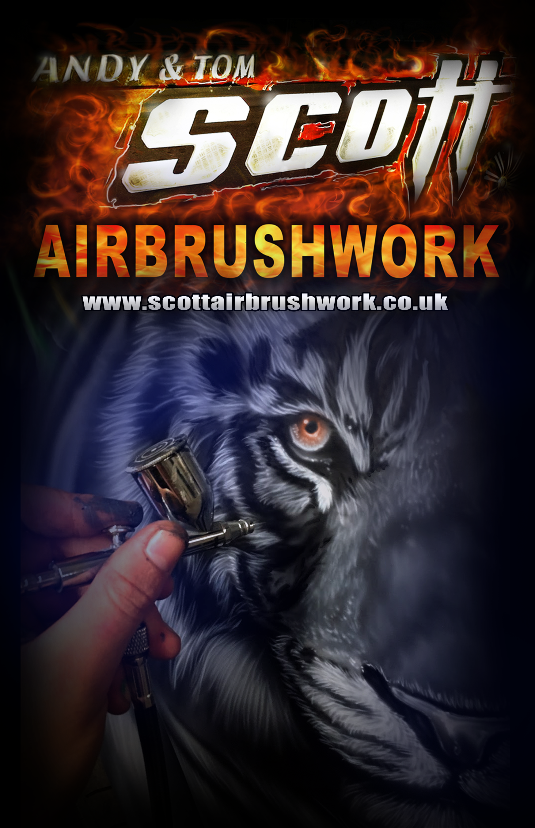 scott airbrushwork t