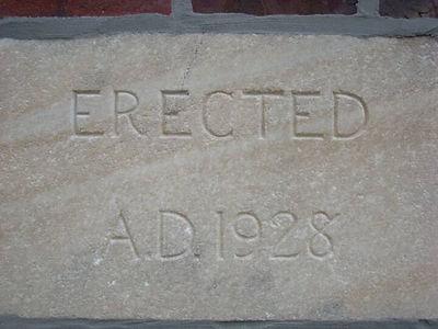 Oakwood Heights Community Churc Corner Stone