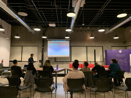 Pictures from Roar Marketing Bootcamp - January 23, 2020