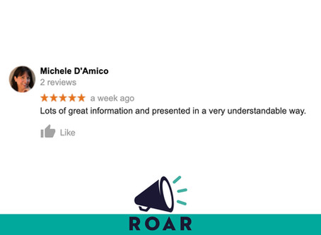 Small Business Owner Reviews of Roar Marketing Bootcamp