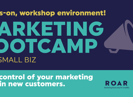 Marketing & Advertising Seminar for Small Business Owners
