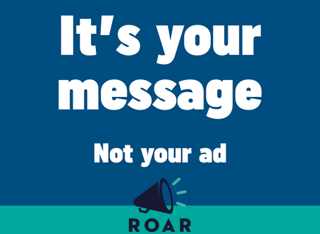 It's Your Message