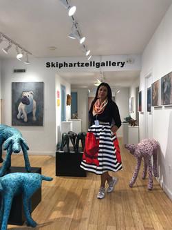 Curator Noor Blazekovic
