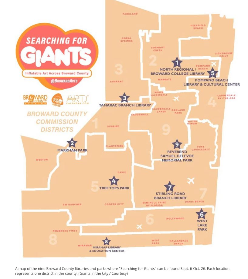 Searching for Giants MAP Broward