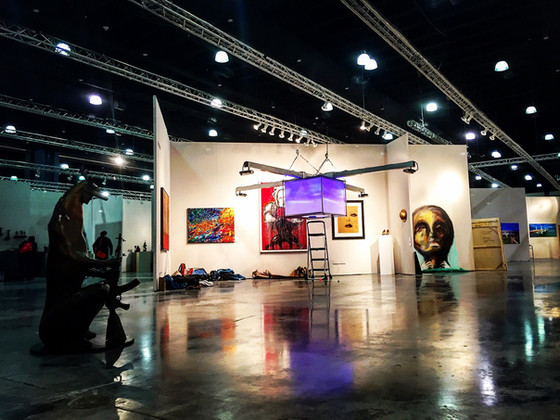 IRREVERSIBLE Art Palm Beach