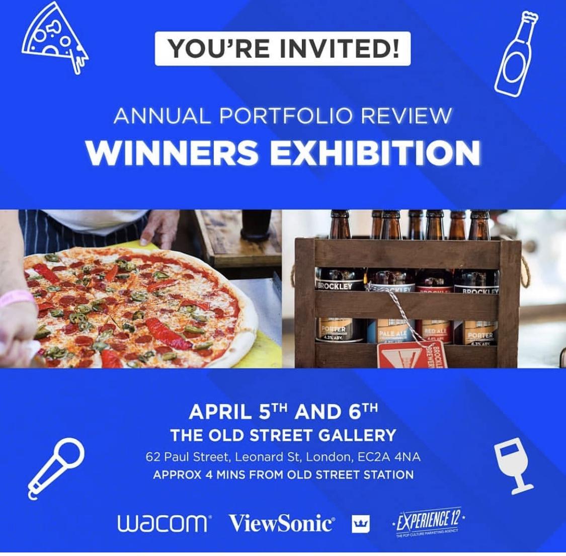 Creative exhibition