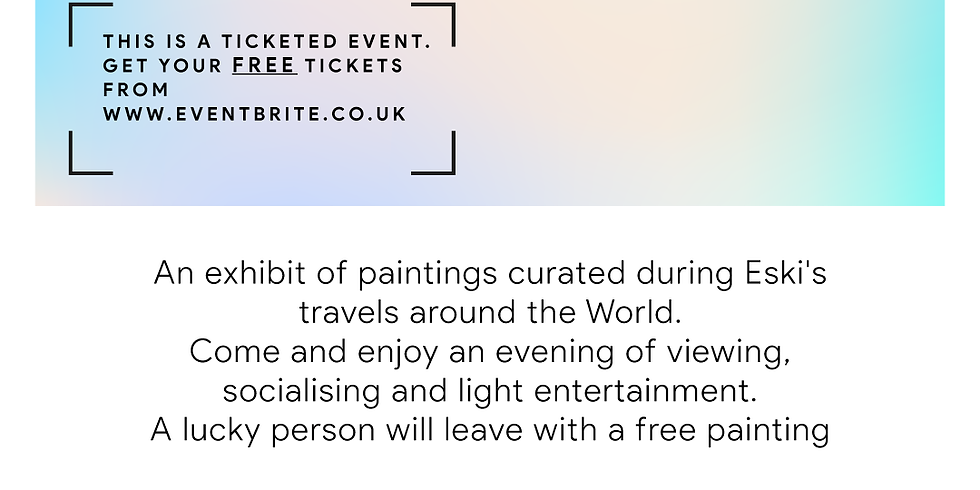 ESKI's World Art - The Exhibition