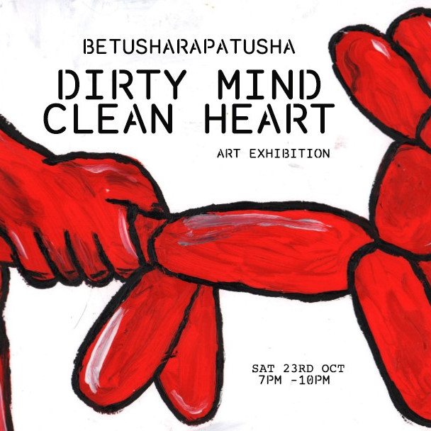 Dirty mind - Clean heart