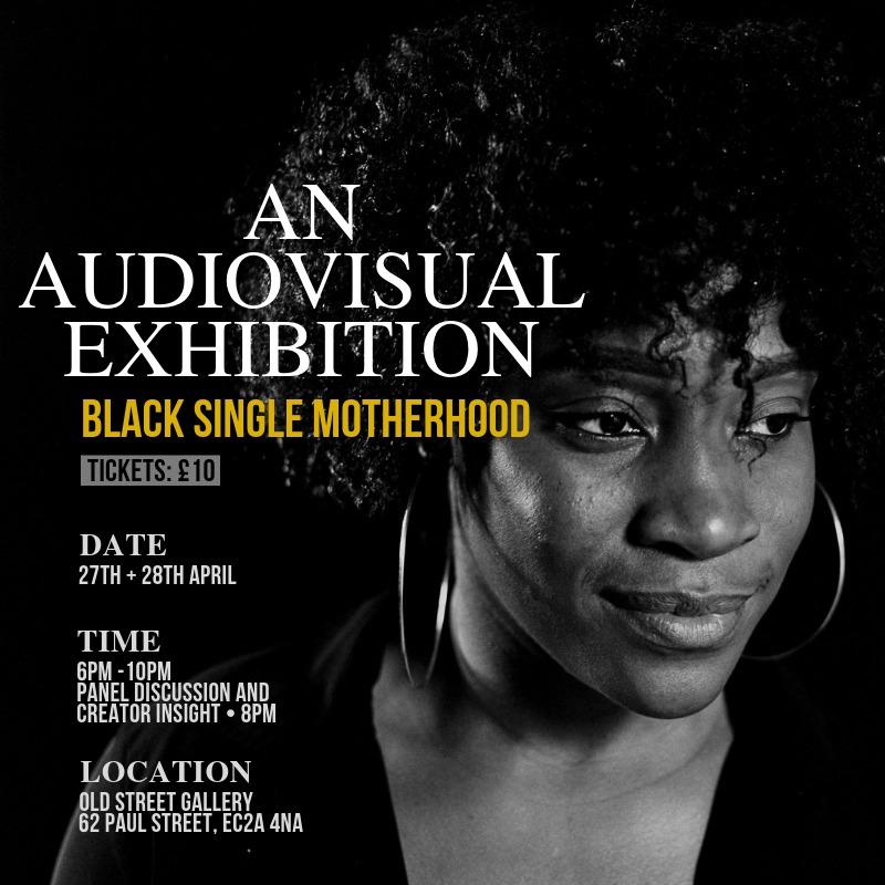 Black single mother