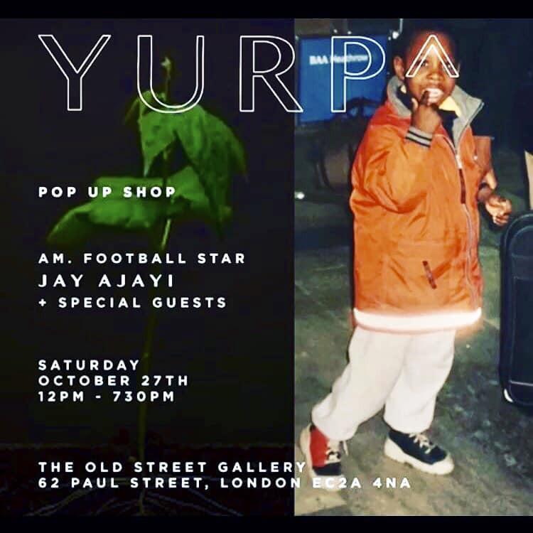 YURP by Jay Ajayi