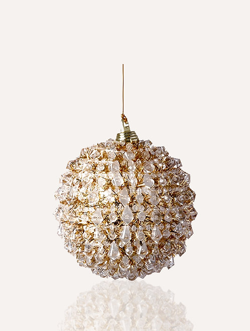 The Chic Ball Ornament, Set of 4