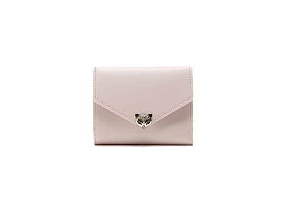 Wallet   Light Pink