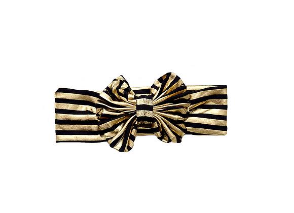 Bow Headwrap | Stripes
