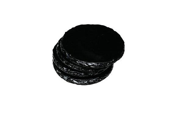 Slate Coasters - Set of 4 | Black