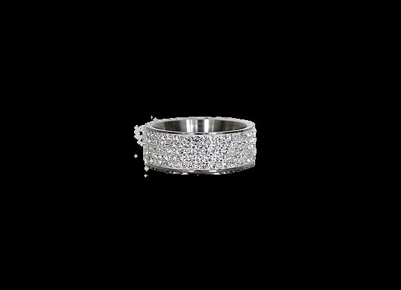 Je Te Veux Diamant Ring | Silver