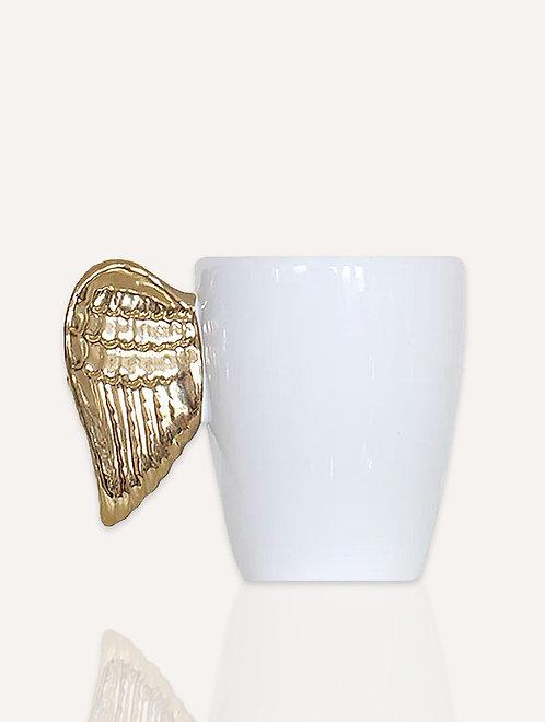 The Angel Wing Mug