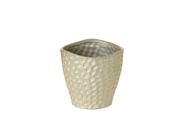 Ceramic Pot | Champagne