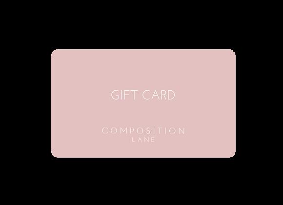 Gift Card | $75
