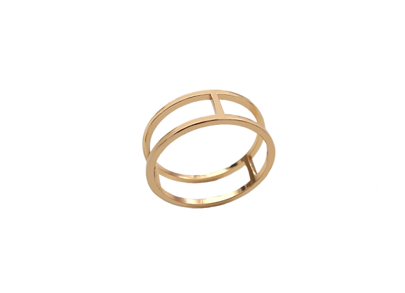 Napkin Ring   Gold [Set of 4]