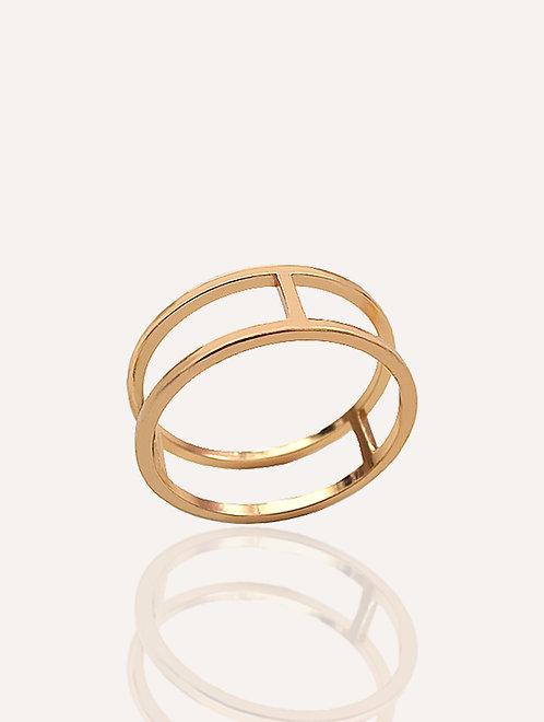 Melody Lane Napkin Ring, Set of 4