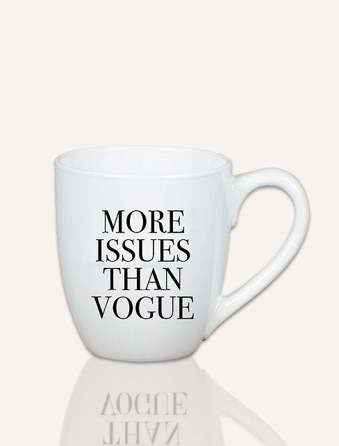 The Vogue Mug