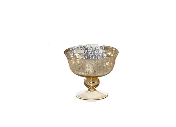 Lexie Bowl | Mercury Gold