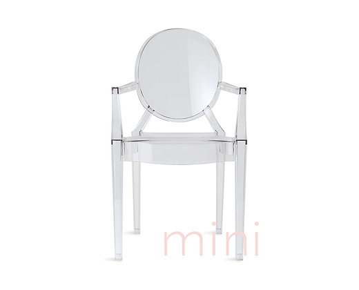 Mini Acrylic Ghost Chair