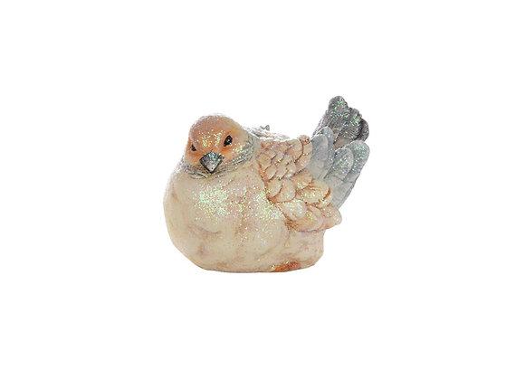 Large Glitter Bird