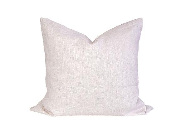 Linen Pillow | Pale Pink