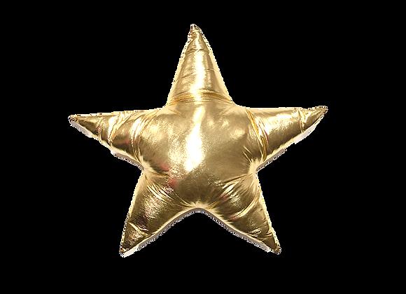 Star Pillow | Gold