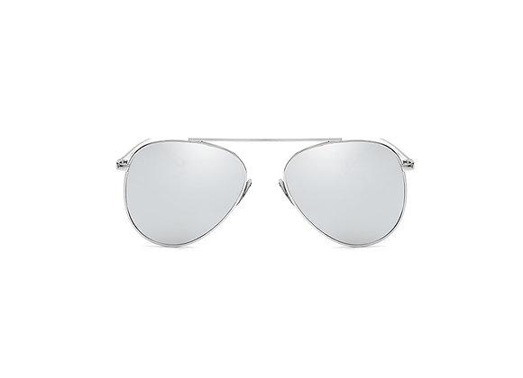 Harlow Sunglasses | Silver