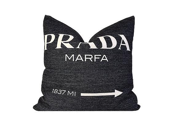Marfa Pillow | Black