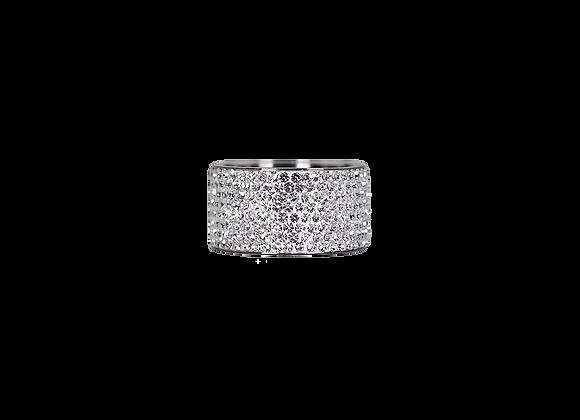La Vie Est Belle Diamant Ring | Silver