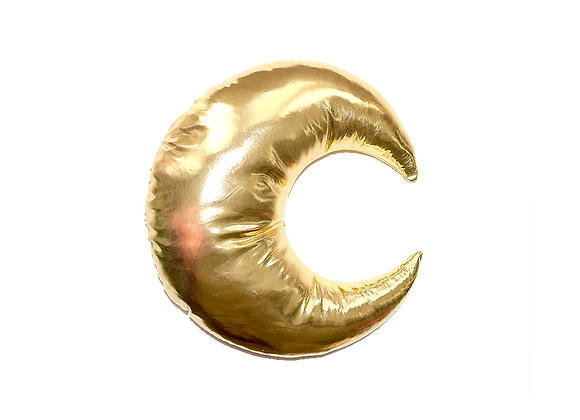 Moon Pillow | Gold