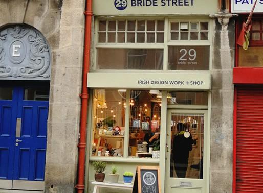 Celebrations - gorgeous craft shops Dublin - shop Irish