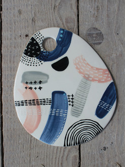 MAKA Ceramics Tableware, Platter -  Irish Pottery