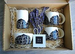 Ceramic Homewares - Coffee Set - Jug, Bowl, Coffee Cups/Mugs - Wedding Gifts - Irish Made