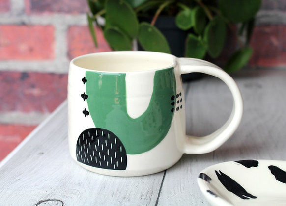 The Green - Coffee Cup