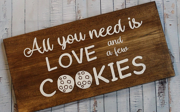 All You Need is Love and Cookies