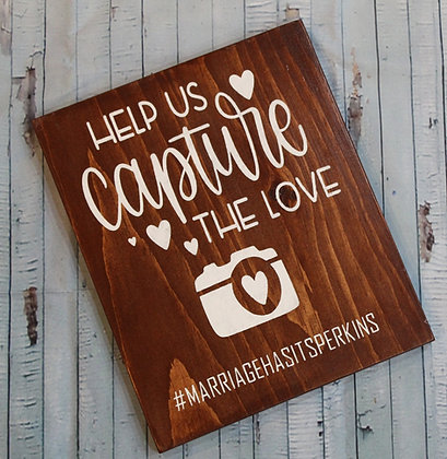Capture the Love