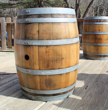 Wine Barrel - Local Rental Only