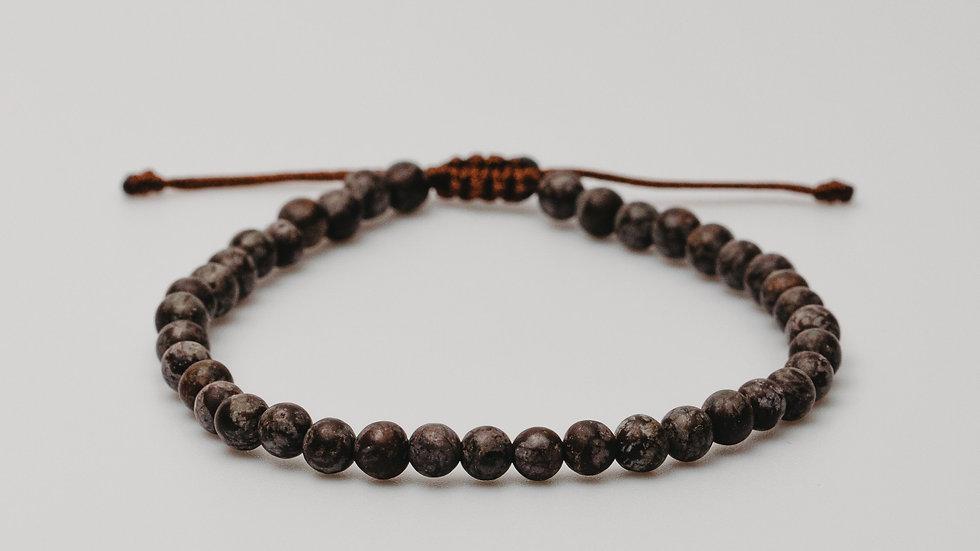 Brown Agate 3mm