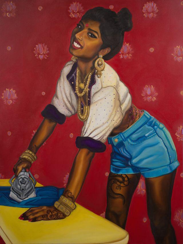 Ironing Out Wrinkles In Your Perception.(Nimisha Bhanot/Banga Studios)