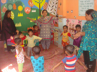 Unlocking Workplace Daycare in Bangladesh