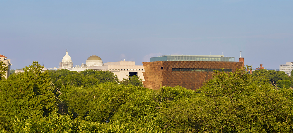 credit: National Museum on African American History and Culture Architectural photography